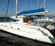 Cat Bahia 46 for rent in Isla del Sol
