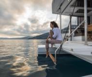 Cat Bali 4.0 for hire in Puerto Del Rey Marina