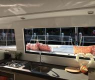 Katamaran Bali 4.3 Yachtcharter in Marina Abel Point