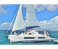 Cat Catana 42 for hire in Le Marin