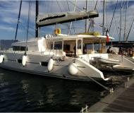 Katamaran Catlante 600 Yachtcharter in Eden Island Marina