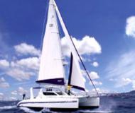 Katamaran Dean 441 in Marseilles chartern