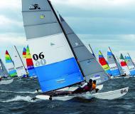 Katamaran Hobie Cat 16 Race chartern - Yachtcharter in Malcesine