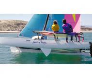 Katamaran Hobie Cat 21 chartern - Yachtcharter in Malcesine