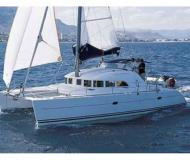 Cat Lagoon 380 available for charter in Betina