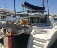 Cat Lagoon 380 available for charter in Sibenik