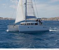 Catamaran Lagoon 400 for rent in Marina di Portisco