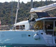 Catamaran Lagoon 400 S2 available for charter in Palma