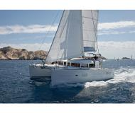 Catamaran Lagoon 400 S2 available for charter in Athens