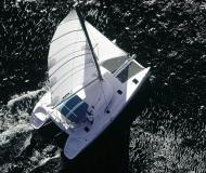 Catamaran Lagoon 410 S2 available for charter in Marina Mandalina