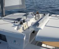 Catamaran Lagoon 450 for rent in Castries