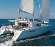 Cat Lagoon 450 for rent in Marina di Portorosa
