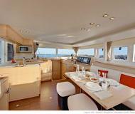 Catamaran Lagoon 450 for rent in Puerto Del Rey Marina