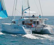 Cat Lagoon 450 for rent in Trogir