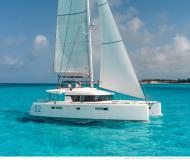 Catamaran Lagoon 52 for rent in Marsh Harbour City