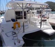 Cat Leopard 38 available for charter in Bayshore Landing Marina