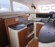 Cat Leopard 43 available for charter in Castries