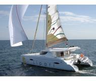 Katamaran Lipari 41 Yachtcharter in ACI Marina Trogir