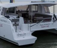 Catamaran Nautitech 40 for rent in Goecek Village Port