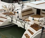 Cat Nautitech 442 for rent in Marseilles