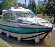 Estivale Duo Houseboat for rent Bellegarde (France)