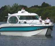 Hausboot Estivale QUATTRO in Marina Les Laumes chartern