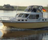 Keser Hollandia 1100 C Houseboat for rent Berlin City (Germany)