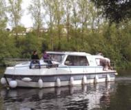 Riviera 1120 - Houseboat Rentals Plagny (France)