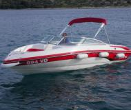 Motor yacht 210 Bowrider for hire in Petrcane