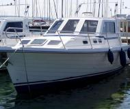 Motor boat Adria 1002 for rent in Pula