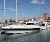 Motoryacht Alena 56 Yachtcharter in Izola
