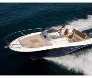 Motor yacht Cap Camarat 755 WA for charter in Marina San Antonio