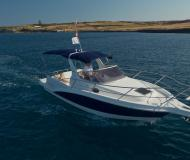 Faeton 26 scape Motorboot Charter Spanien