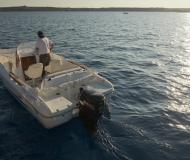 Flyer 650 Open Motorboot Charter Spanien