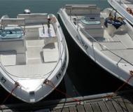 Motoryacht Galia 475 for charter in Marina Boat Rental Fluck