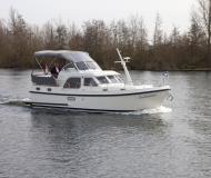 Grand Sturdy 30.9 AC Motoryacht Charter Nieuwpoort