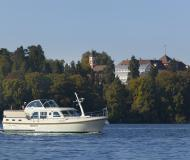 Motor yacht Grand Sturdy 36.9 AC available for charter in Kressbronn