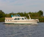 Yacht Grand Sturdy 36.9 AC Yachtcharter in Marina Buchholz