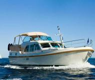Motorboot Grand Sturdy 40.9 AC chartern in Kinrooi