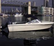 Motor boat Hourston Glasscraft 17 for rent in Vancouver