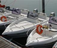 Marinello Fisherman 16 Motorboot chartern Berlin
