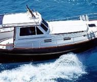 Menorquin 110 Motoryacht Charter Mahon