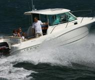 Motorboot Merry Fisher 725 Yachtcharter in Marina Kornati