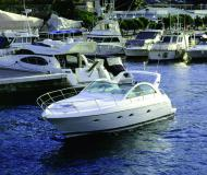 Motor boat Pearlsea 36 Open for rent in Marina Baska Voda