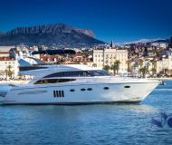 Motor yacht Princess 62 for charter in Dubrovnik