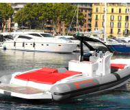 PZero 1100 Sport Motorboot Charter Italien
