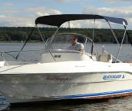 Motorboat Quicksilver 525 for charter in Marina Nautik Charter