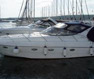 Sessa Fly 40 Motoryacht Charter Krk