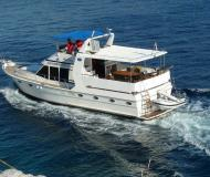 Motor yacht Staryacht 1670 for rent in Marina Kremik
