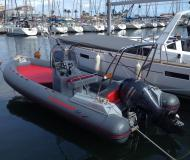 Motor boat Tempest 700 for hire in Port Saint Cyprien